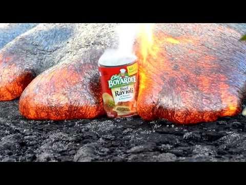 6-13-13 – 3 Hawaii Kilauea Volcano Puu Oo Vent Lava Flow Nikon D800
