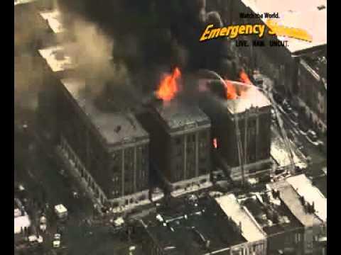 Philadelphia 5 alarm fire