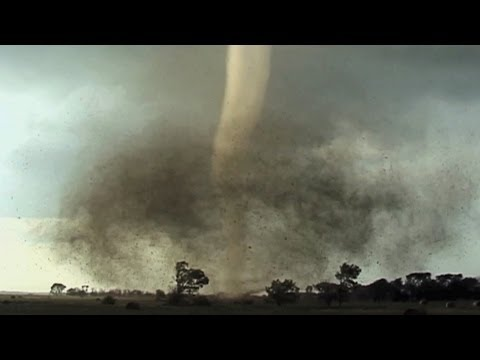 Tornadoes and Twisters On Mars