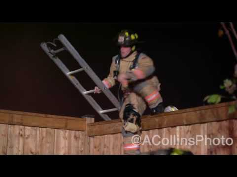 Firefighter MAYDAY – Multiple Alarm Fire – Hamilton, Ontario