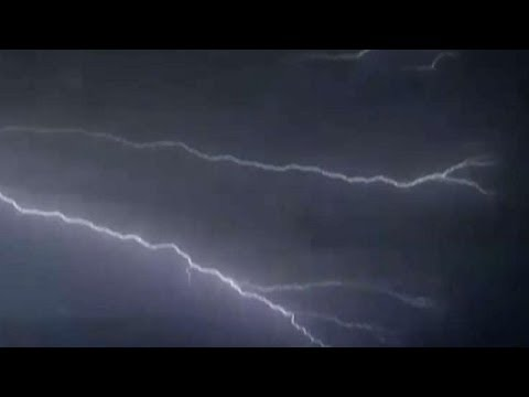Massive Hail And Tornadoes Strike Missouri