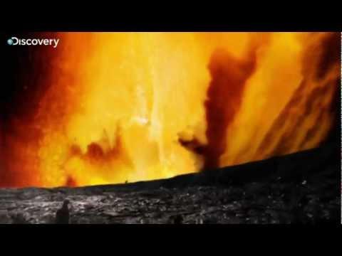 Jupiter's Moon Io Erupts