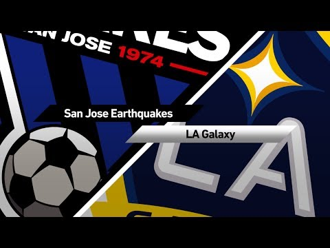 Highlights: San Jose Earthquakes vs. LA Galaxy | May 27, 2017