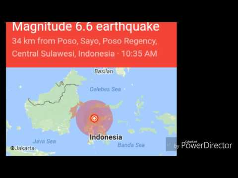 PLANET X NEW – 6.6 & 6.8 MAGNITUDE EARTHQUAKES ROCKS INDONESIA