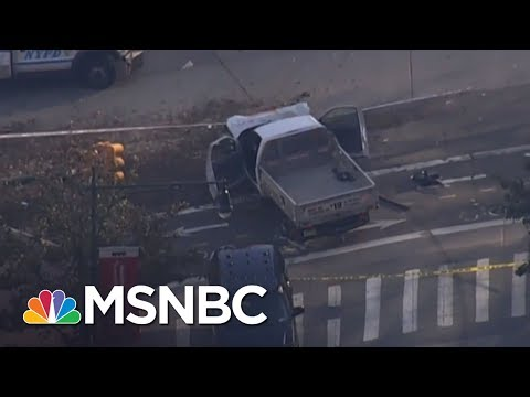 Former NYPD Chief: Seamless Collaboration After Terrorist Attacks | MTP Daily | MSNBC