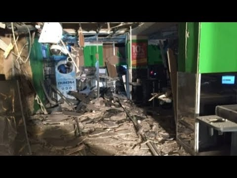 Putin says St Petersburg supermarket bombing was 'an act of terrorism'