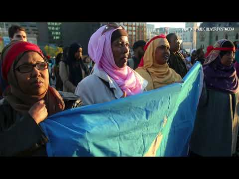 """Terrorism has no nationality"" Ottawa rallies for Mogadishu"