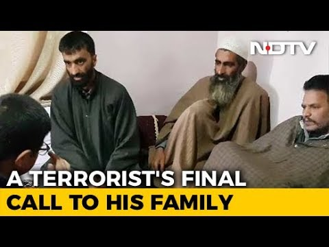 """Greatest Death"": Why Parents Are Letting Sons Join Terrorism In Kashmir"
