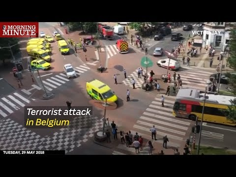 Terrorist attack in Belgium