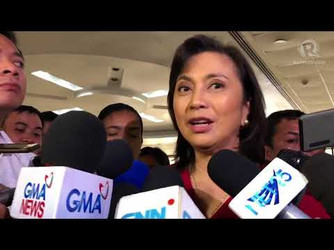 Robredo opposes Mindanao martial law extension: It didn't stop terrorism