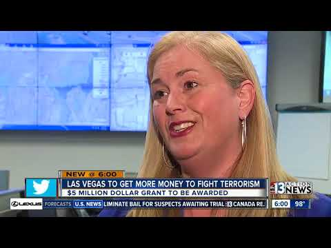 Southern Nevada gets $5 million to prevent, prepare for terrorism