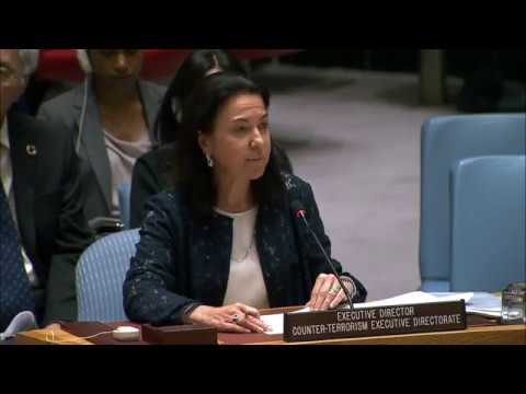 UN Counter-Terrorism Official on Threats Posed by ISIL – Security Council Briefing