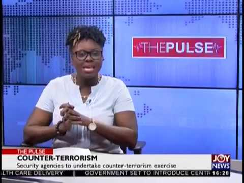 Counter-Terrorism – The Pulse on JoyNews (28-11-18)