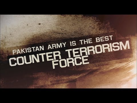 Pakistan Counter Terrorism Force-Brother in Arms