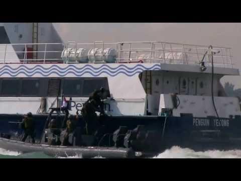 Exercise Highcrest Counter-Terrorism Drill, November 6, 2013