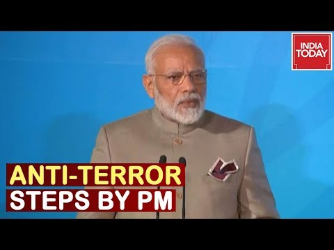 PM Modi Stresses Against Politicisation Of Terrorist Attack, PM Lists Out Anti-Terror Steps At UN