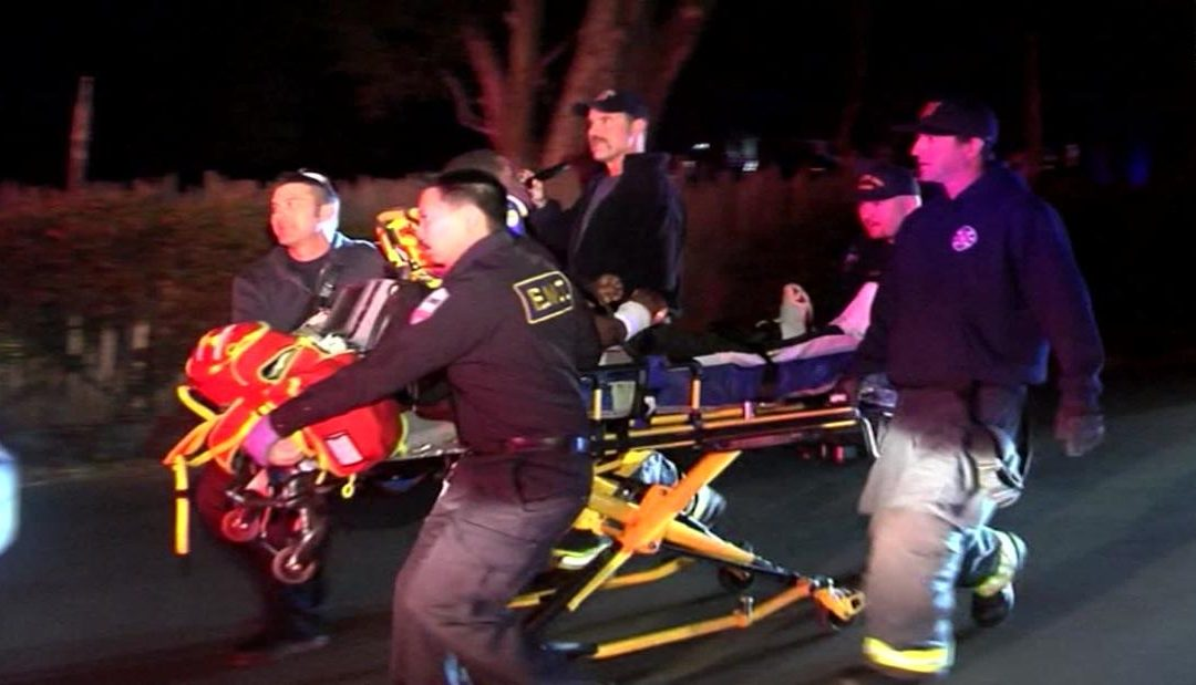 4 people killed in Halloween party shooting
