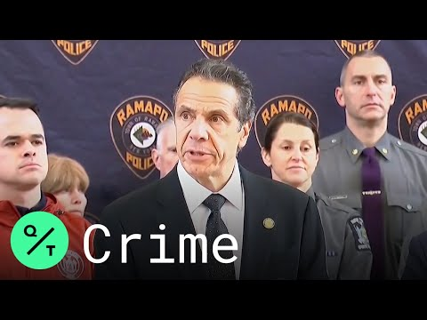"""N.Y. Gov. Cuomo Calls Attack that Wounded 5 """"Domestic Terrorism,"""" Proposes New Laws"""