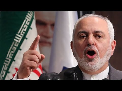 Iran's Foreign Minister Denounces U.S. Act of `Terrorism'