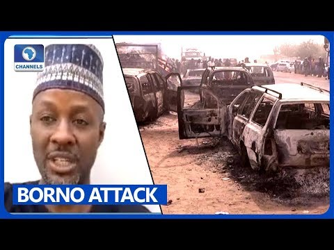 Expert Concerned Over FG's Handling Of Fight Against Terrorism