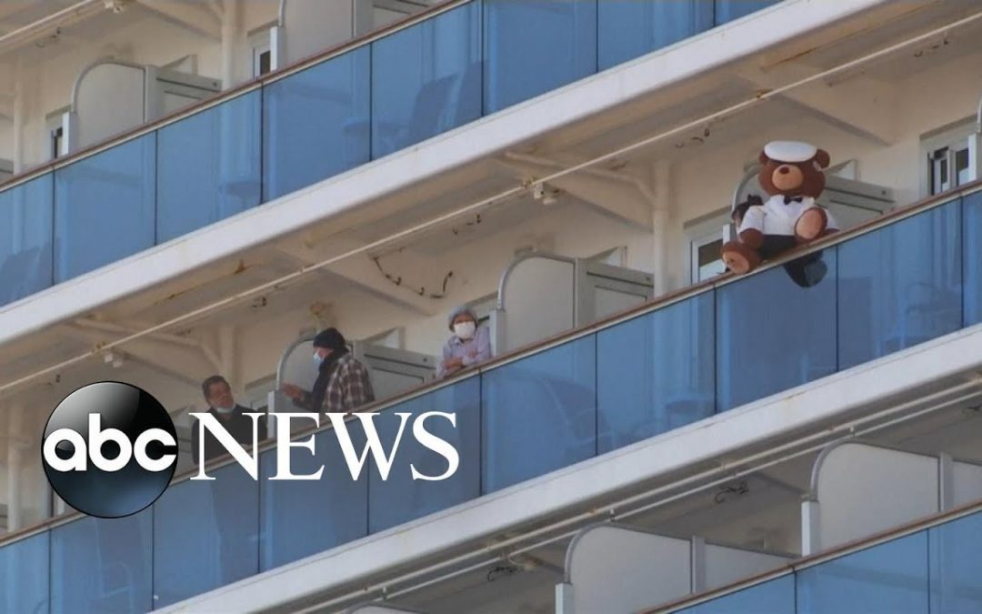 Cruise ship workers speak out amid coronavirus worries l ABC News