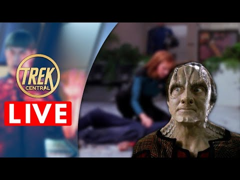 Star Trek & Terrorism  – Trek Central LIVE with Trekspertise!