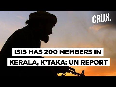UN Report Warns Of 'Significant Numbers' of ISIS Terrorists in Kerala & Karnataka