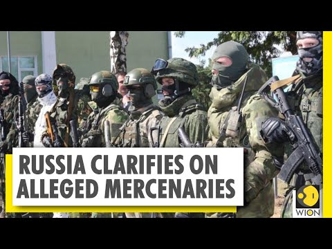 Belarus suspects Russian mercenaries preparing acts of terrorism | World News
