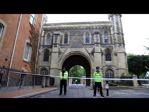 Terrorist attack in Reading kills 3, U.K. police say