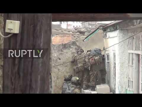 Russia: IS terrorist killed in counter-terrorist operation in Dagestan