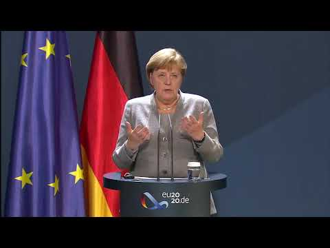 Germany's Merkel urges European border reform after terrorist attacks