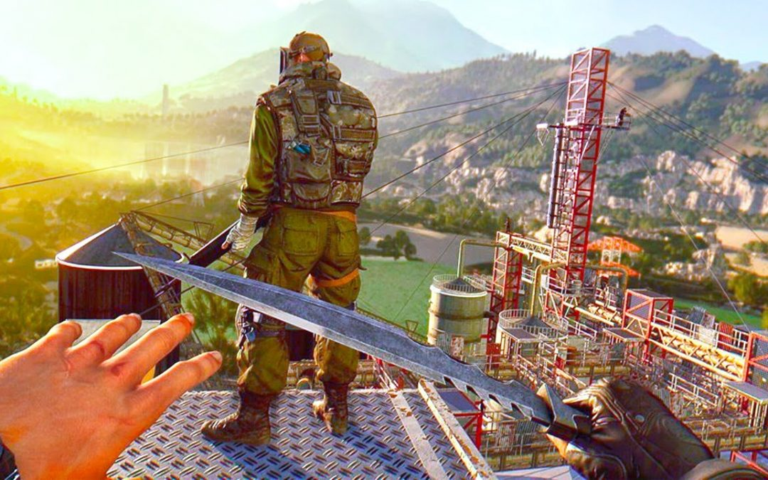 10 Shooter Games With OVER THE TOP ACTION